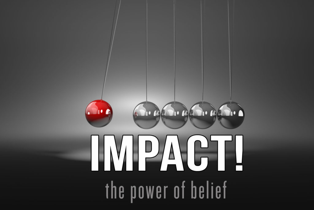 "Part 1 in the series, ""IMPACT: The power of a significant life"""