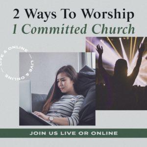 2 Ways to Worship